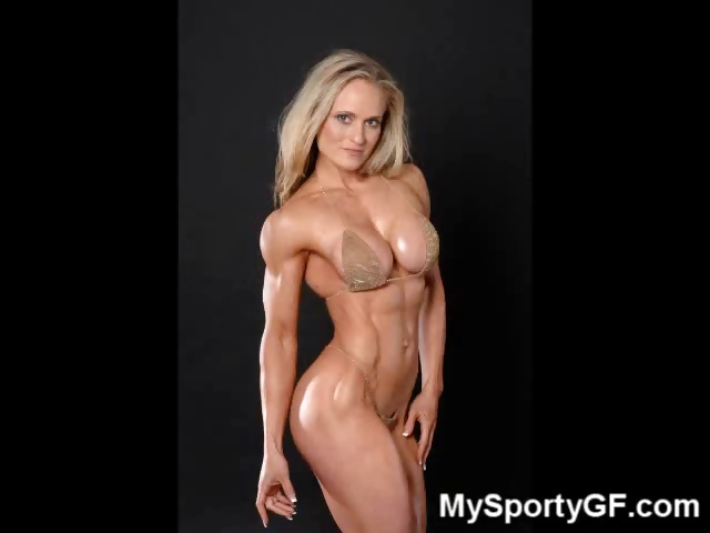 Porno Video of Real Hot Muscular Gfs!