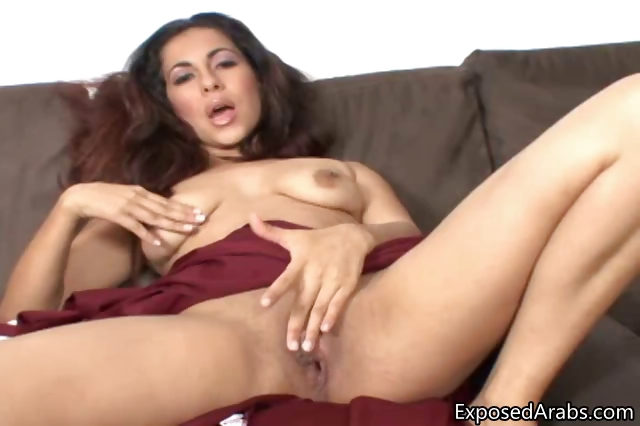 Porno Video of Sexy Arab Girl Gets Horny And Pleases Part6