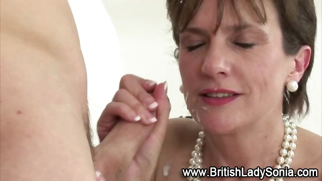 Porn Tube of Mature British Fuck Slut