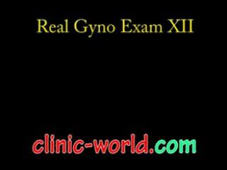 Teen Gyno Exam 3