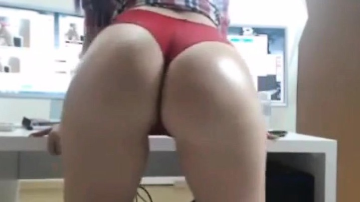 Good Round Booty Bouncing