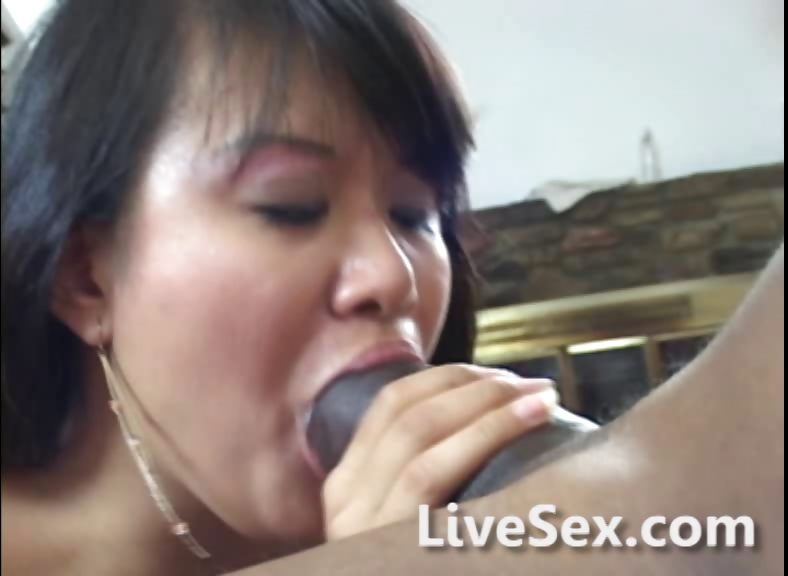 Porn Tube of Asian Mom And Big Black Cock