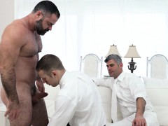 Mormonboyz - Daddy and son free for all