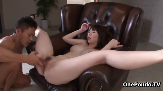Porno Video of Japanese Teen Babe Gets Her Hairy Tight Part4
