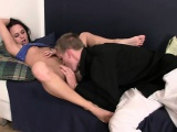 he shocked after found her riding his bros cock