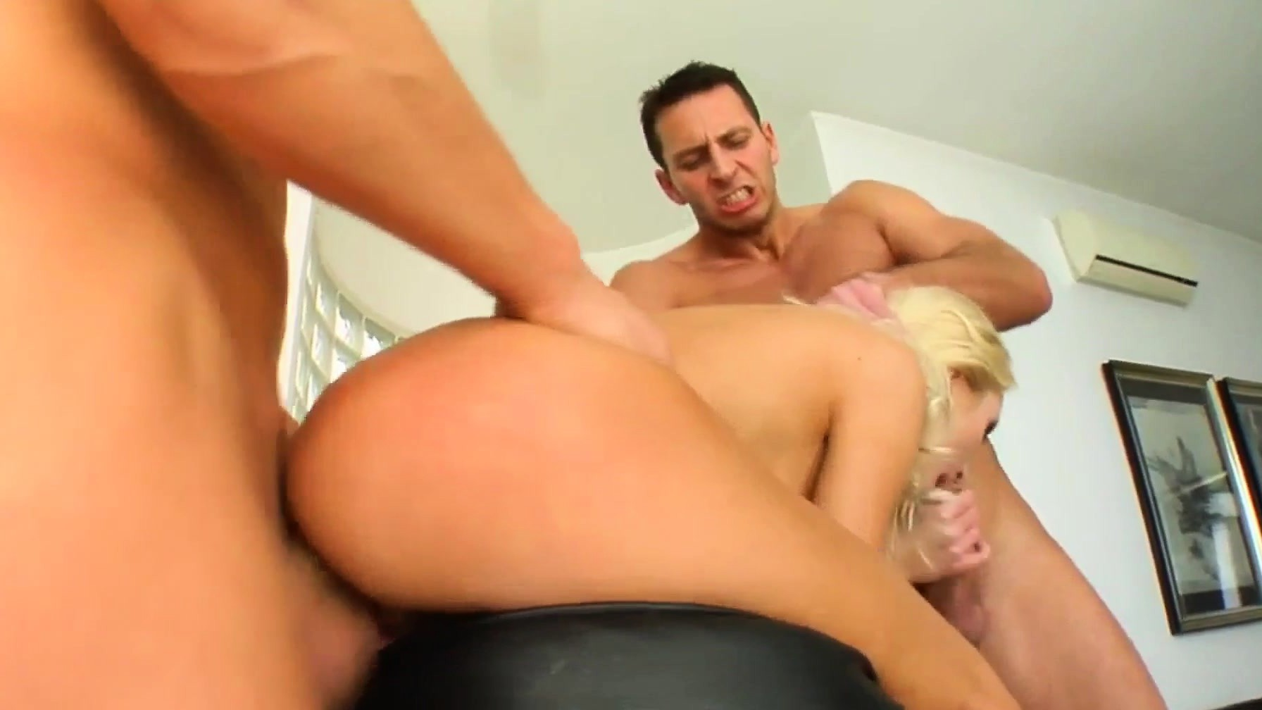 Gonzo Sex With Angelina Winter - Hardcore Anal S