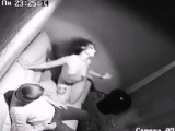 strippers escorts security camera in private room