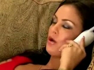 Porn Tube of Cheating Housewife Angelina Valentine