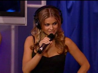 Porn Tube of Carmen Electra Riding The Sybian