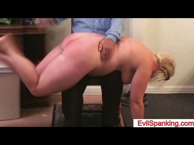 Porno Video of Firm Spanked Big Ass