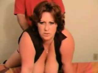 Жена пробует секс с другом мужа