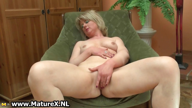 Porno Video of Horny Mature Housewife Loves To Play Part6