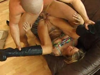 Porno Video of Sofa Sex