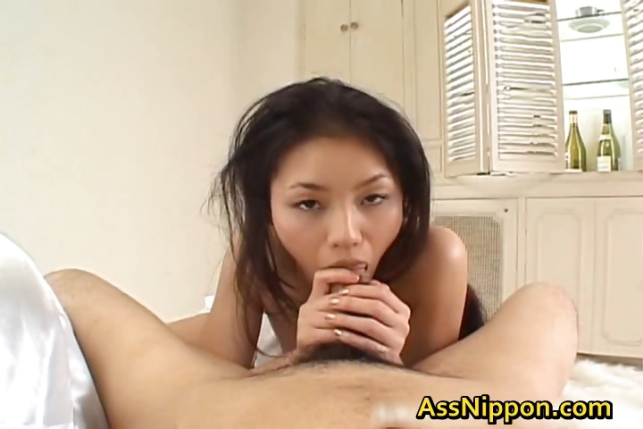 Porn Tube of Deepthroats Cock And Spits Cum Part2