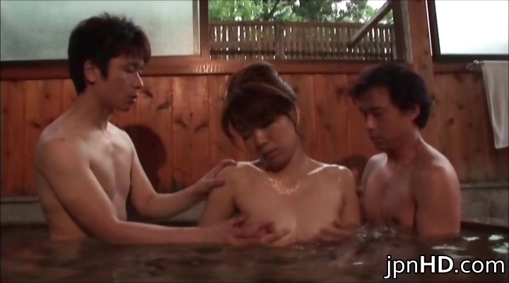 Porno Video of Sexy Japanese Milf Cock Blowing Part1