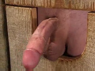 Porno Video of Handjob And Machine Jerk