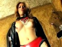 Mind blowing anus sex scenes along enslaved blonde milf in | Porn-Update.com