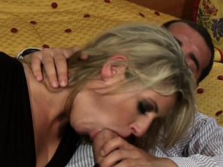 blonde kia winston with silk gloves gets sodomized
