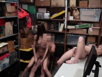 Old young office Suspects were eyed and apprehended by LP | Porn-Update.com