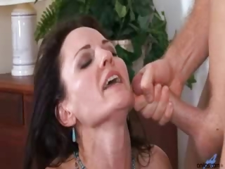 Porn Tube of Danielle Reage Hardcore Foreplay