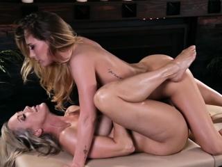 Порно русское молодые массаж лучший