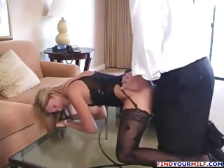 Porno Video of Awesome Wife Waiting Patiently For Big Dick