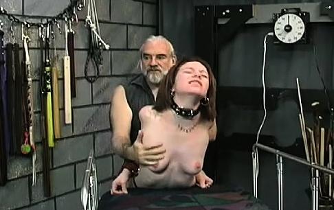 First Class Dilettante Bondage Scenes With Young Hotty