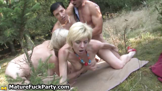 Porno Video of Three Mature Moms With Big Tits Getting Part2