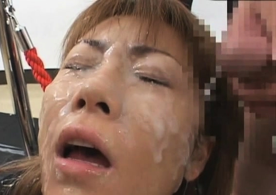 Fascinating Asian Girl Needs Sperm On Her Face And Tits