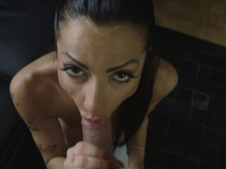 lasublimexxx priscilla salerno first pov blowjob casting