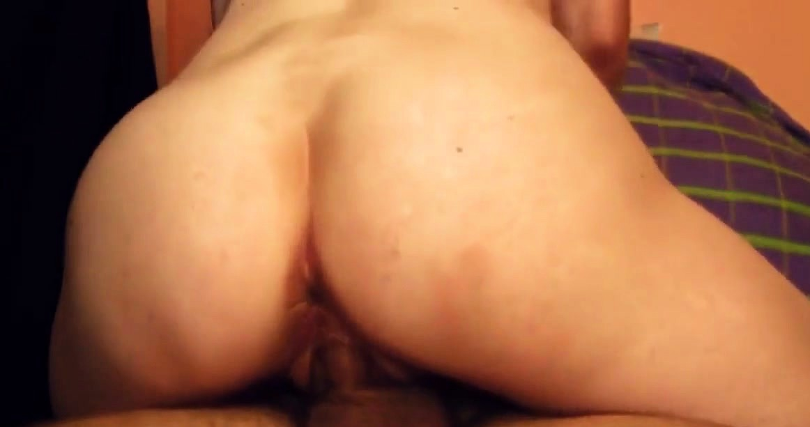 Riding His Hard Cock Makes Me Cum Many Times