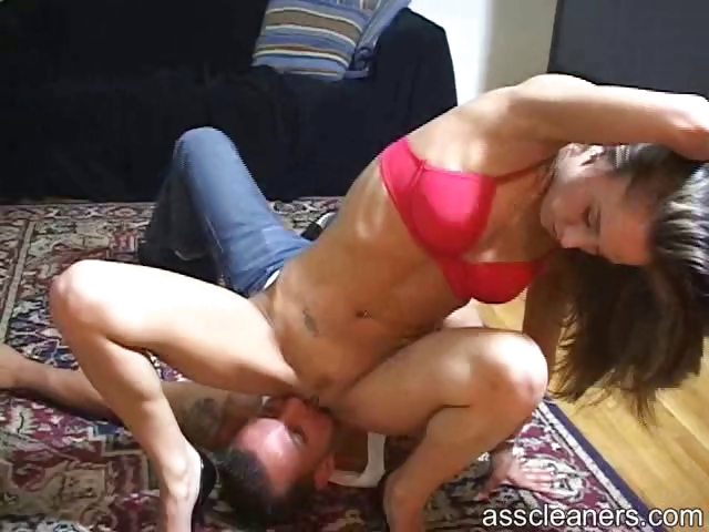 Porno Video of Mistress Gets Really Horny As She Gets Her Ass Licked