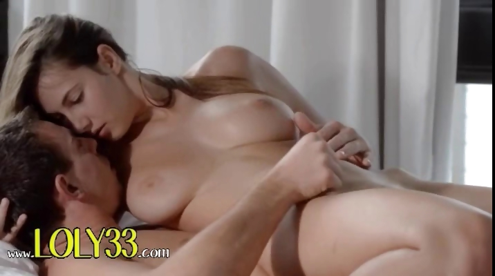 Porn Tube of Polish Busty Brunette Fucking In Bedroom