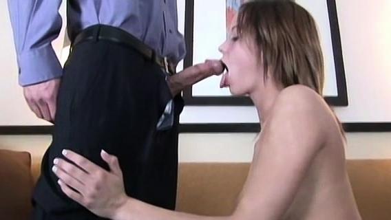 Teen Slut Amaleigh Gets Her Tight Pussy Fucked Hard
