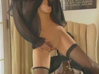 Porno Video of She Wraps All Her Lips Around His Big Cock