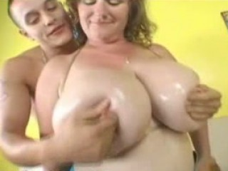 Porno Video of Big Tit Milf Meets And Fucks Young Stud At The Beach