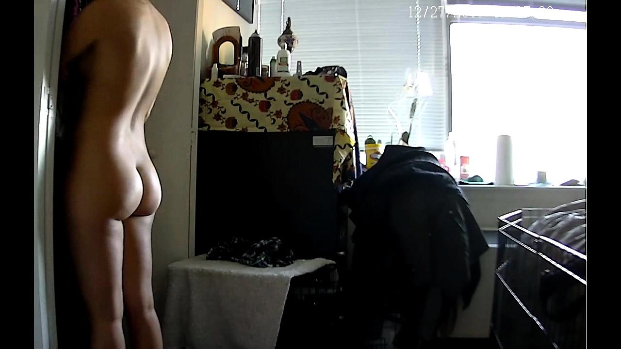 My Ignorant Nude Stepmother Of Spy Camera