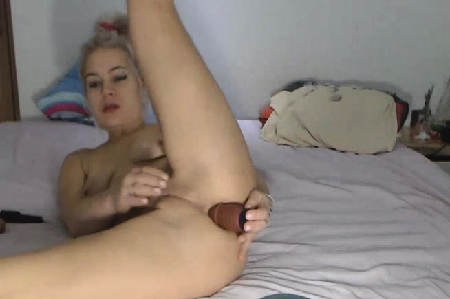 Burning Babe Fuck Their Holes With Their Toys
