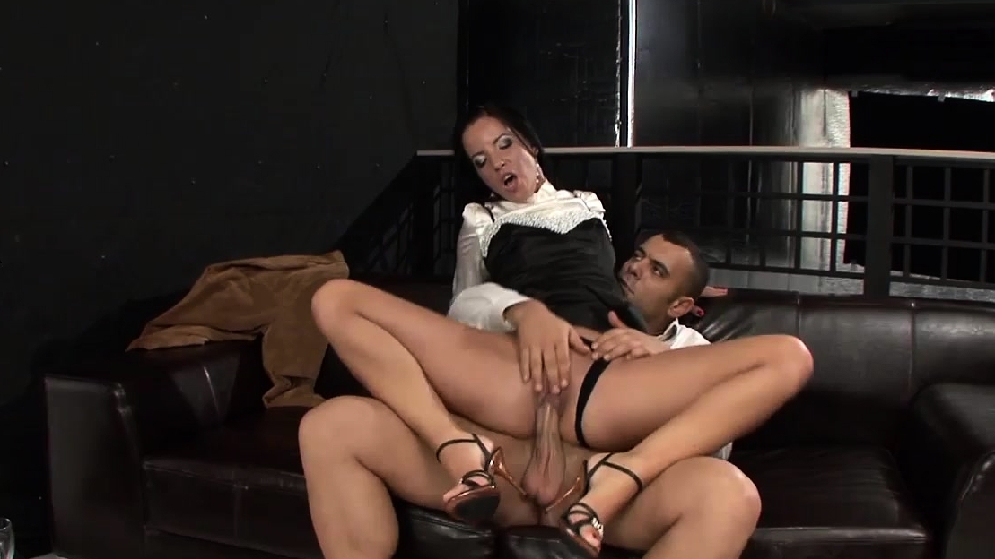 Euro Babe Loves His Cock Rock Solid