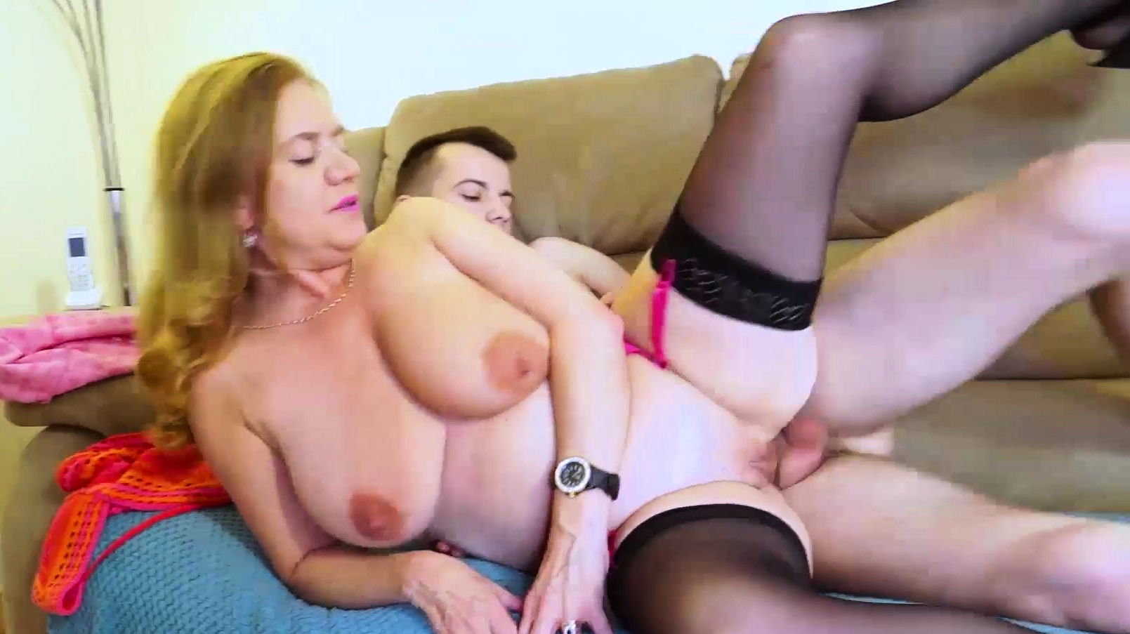 Of Guys With Big Cocks Fucking With Sexy Mature