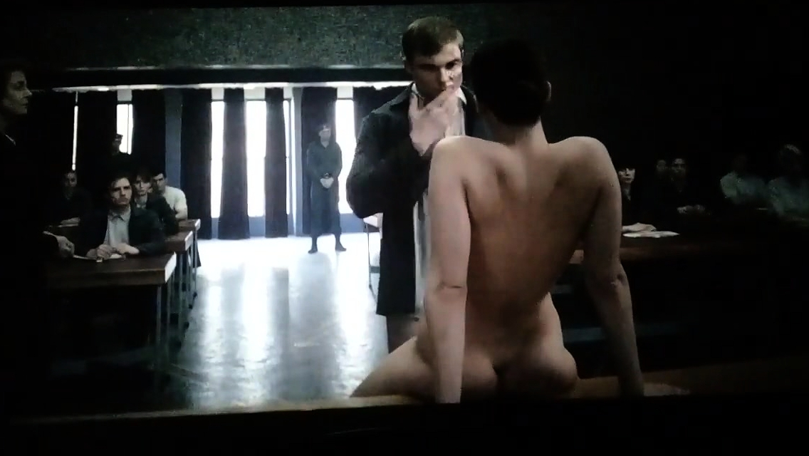 Jennifer Lawrence Naked In A Red Sparrow