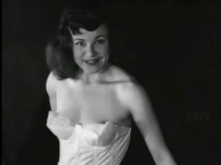 Something Weird Vintage Tease Stocking Panties1flv