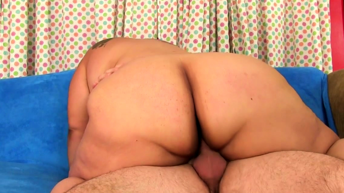 Fabulous Fat Girl Blows A Thick Cock And Fucks