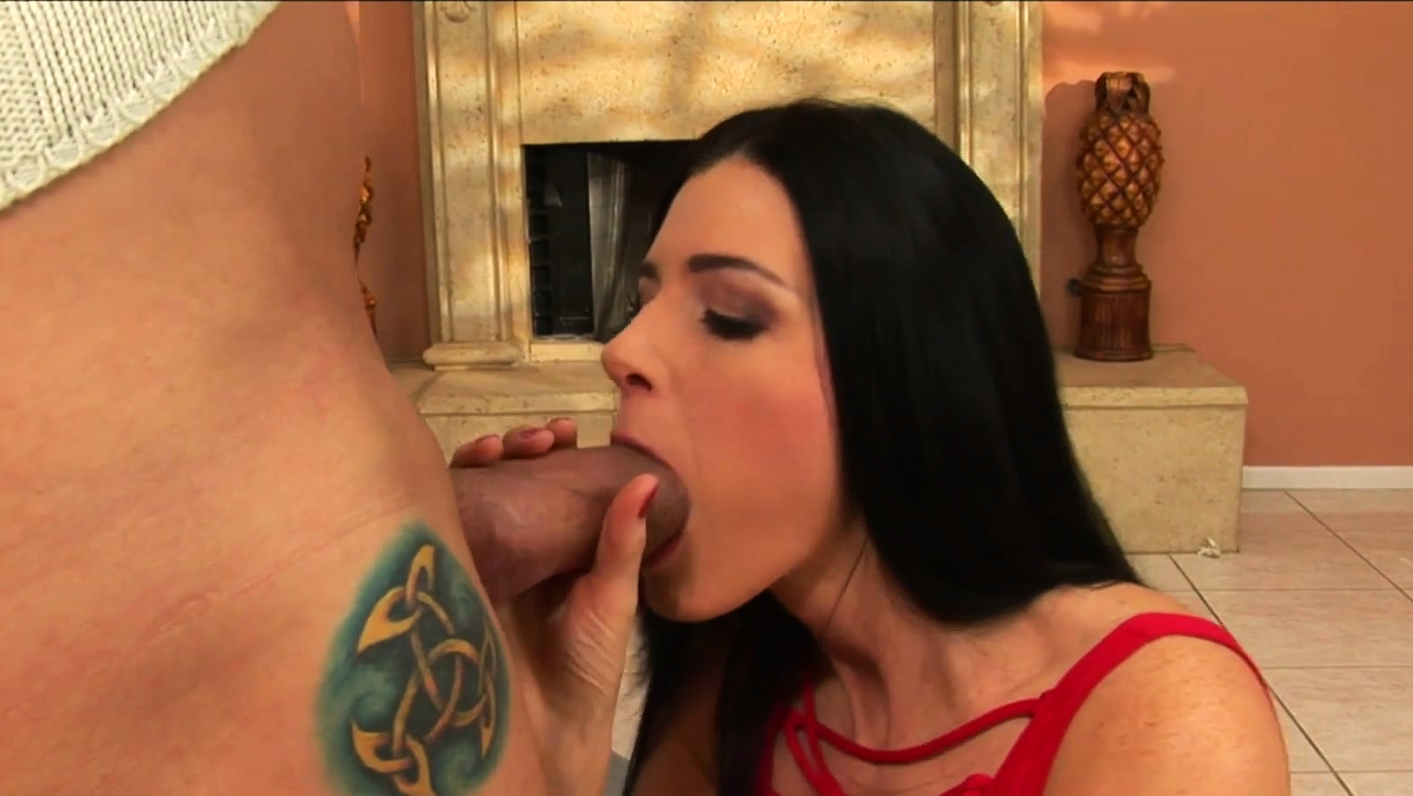 Young Milf Baby India Summer Facialized