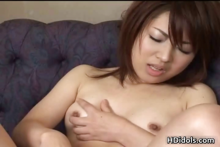 Porno Video of Asian Idol Ai Nonohara Enjoying Her Part5