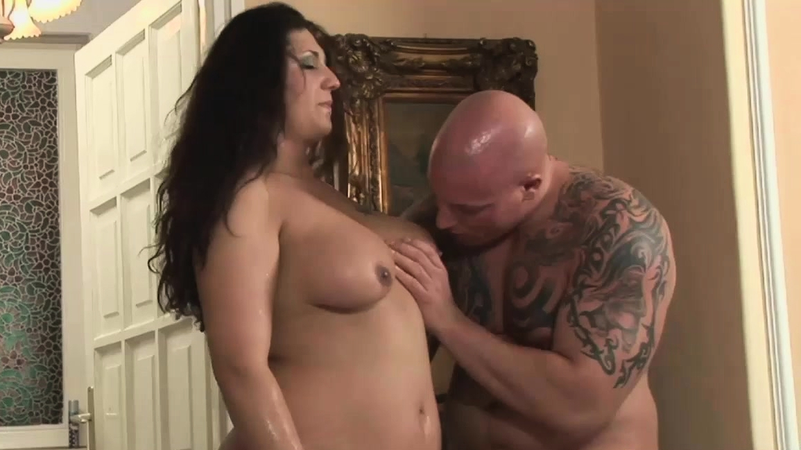 Bbw Gets Her Pussy Banged Hard