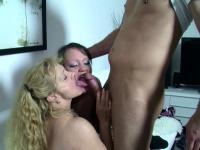 German MILF teach Step Daughter to fuck with BoyFriend | Porn-Update.com
