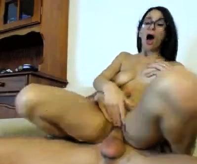 Latin Girl Hardcore Anal Fuck