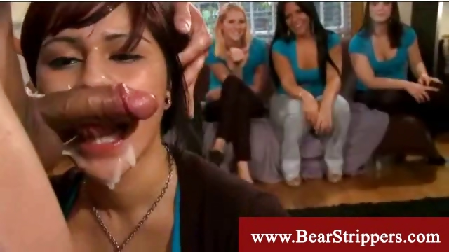Porno Video of Bachelorettes Get Seduced By A Dancing Bear