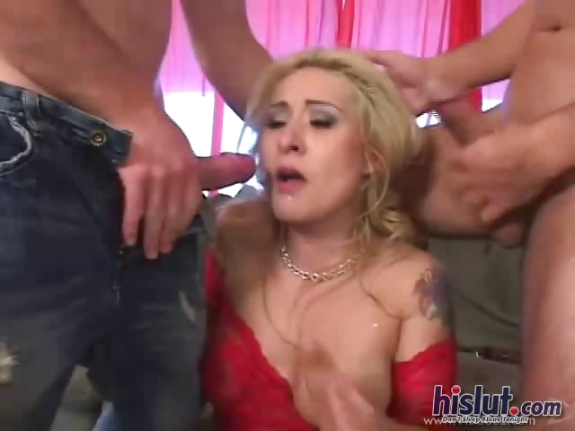 Porn Tube of Rebecca Is A True Slut